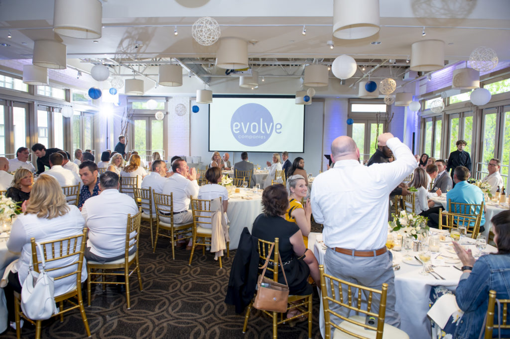 Party Time! A Look Back at the Evolve Awards Ceremony