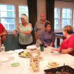 Evolve Timber Creek residents at event