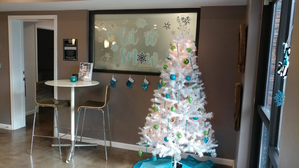 top 5 new year's eve decorations 808 west christmas tree in office