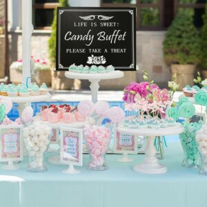 candy buffet for evolve companies valentine's gift ideas