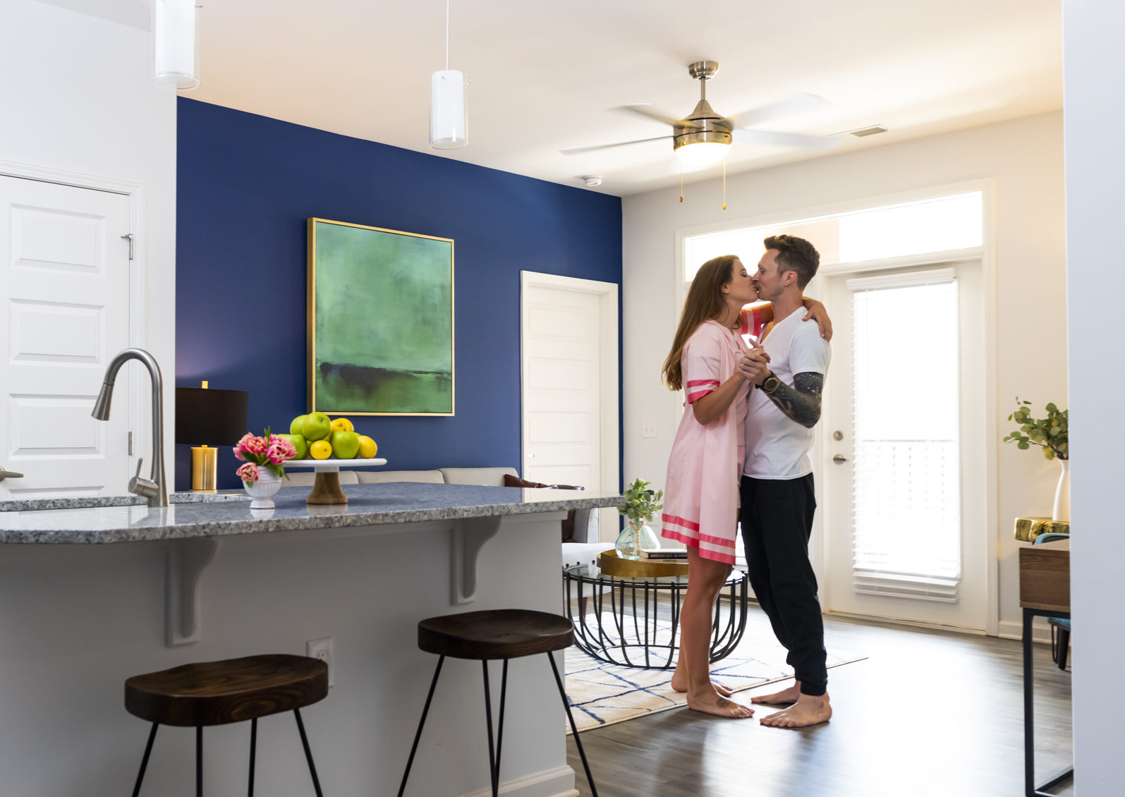 valentine's day gift ideas people dancing and kissing in living room evolve companies