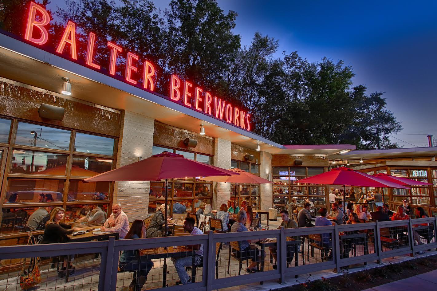 balter beerworks knoxville evolve blog road trip spots