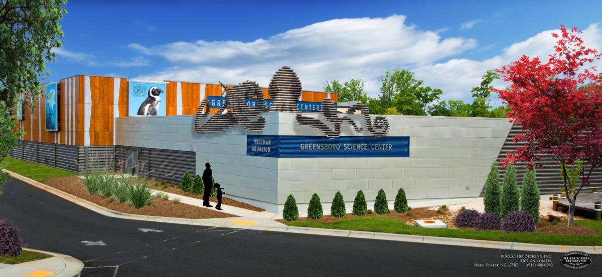 greensboro science center evolve road trip blog