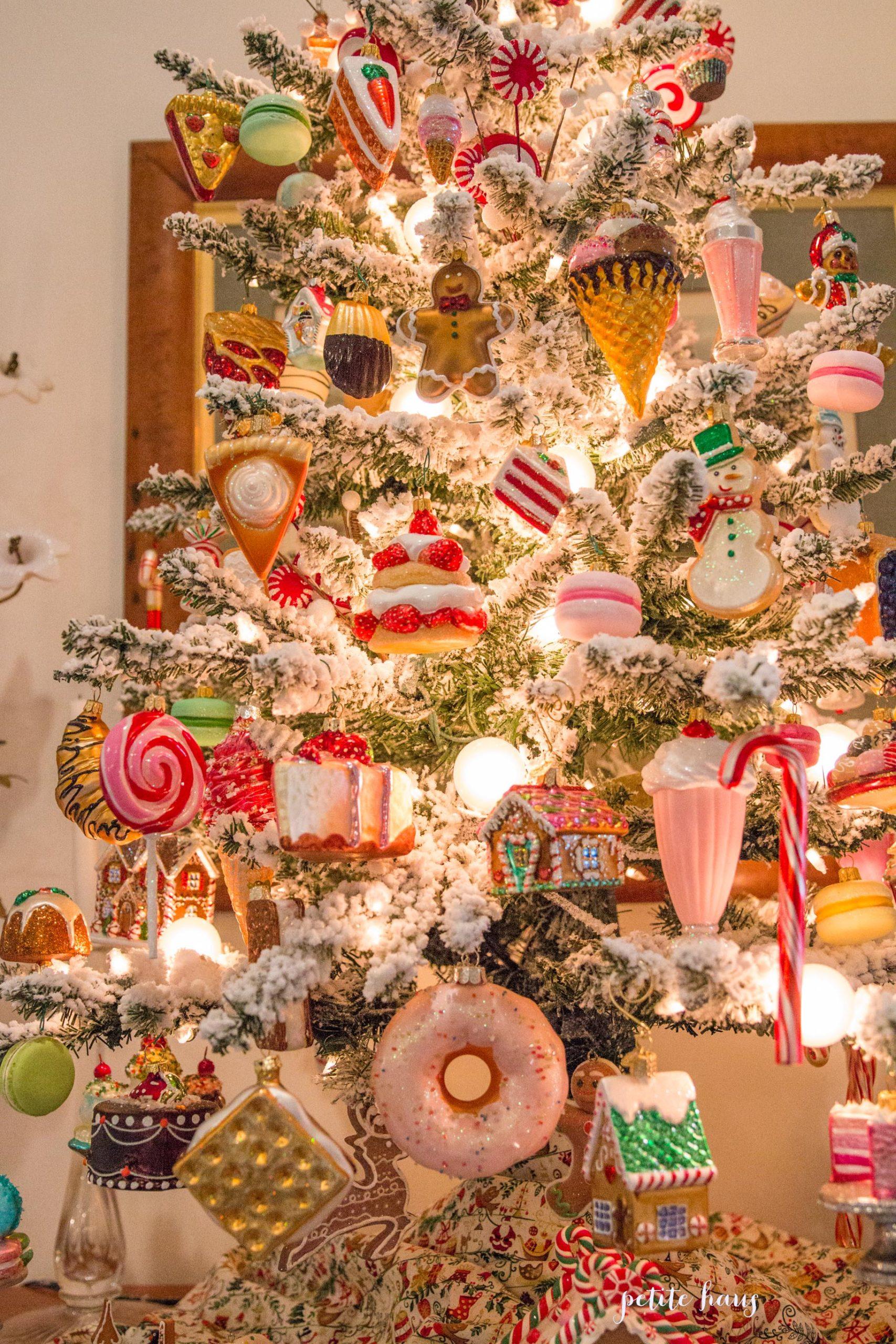 sweet christmas tree theme evolve blog