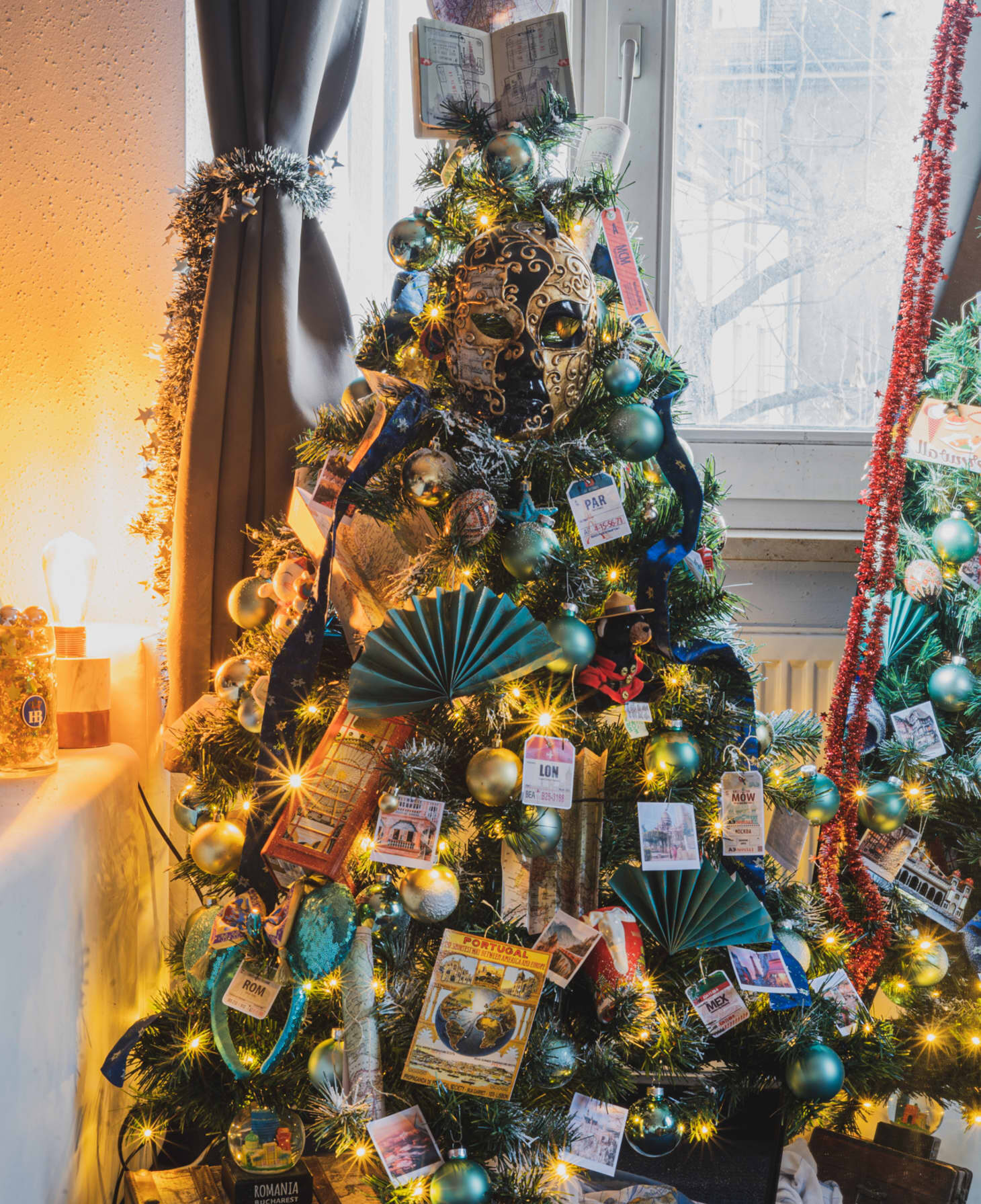 travelers christmas tree evolve blog