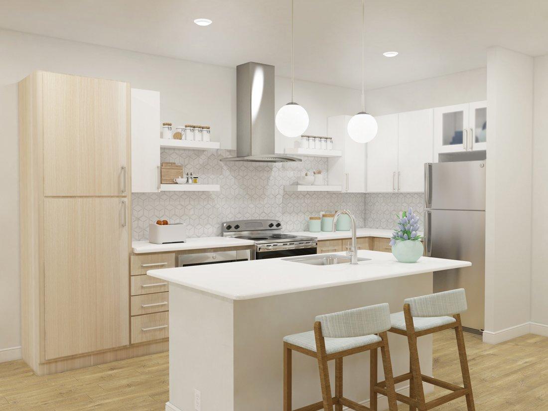 open shelving kitchen organization evolve blog