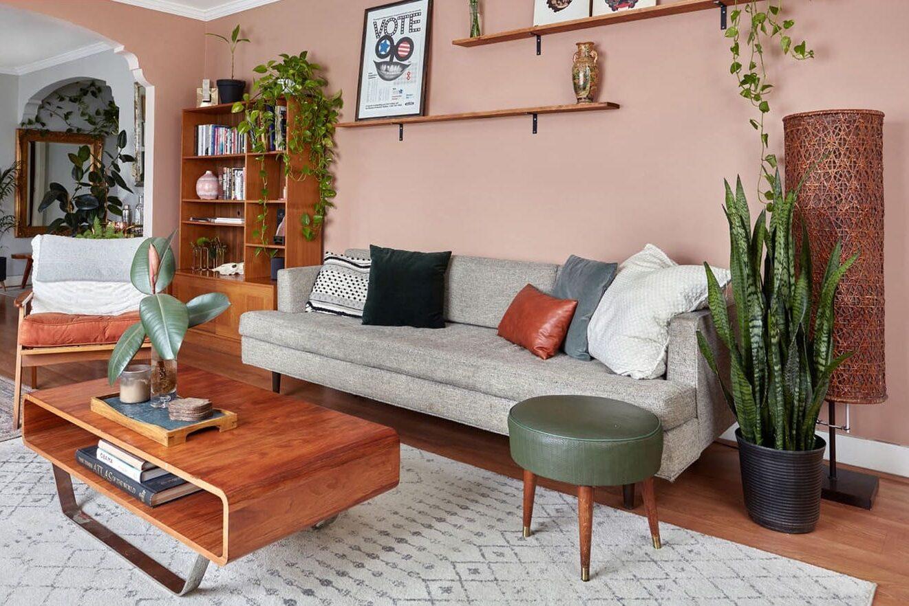 canyon dusk couch evolve paint blog