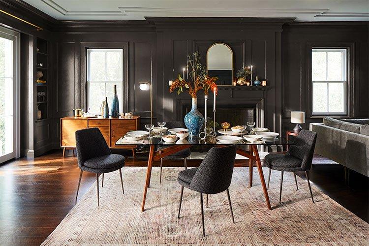 urbane bronze living room evolve paint blog